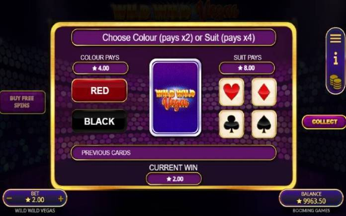 bonus kockanja-wild wild vegas-online casino bonus
