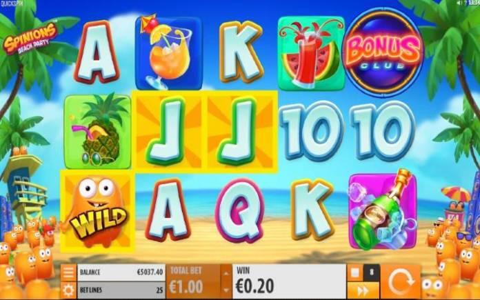 Džoker-online casino bonus-Spinions-quickspin