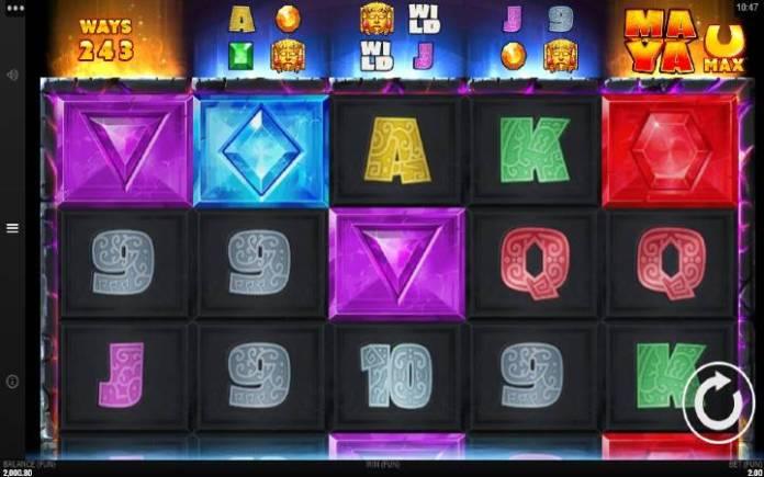 Maya U Max-microgaming-online casino bonus-osnovna igra