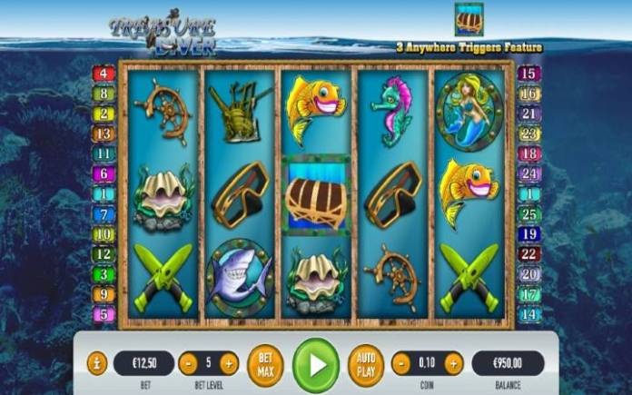 Treasure Dive-online casino bonus-habanero
