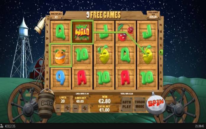 Besplatni spinovi-online casino bonus-funky Fruits Farm