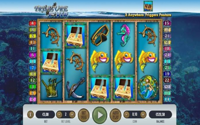 Scatter-besplatni spinovi-reasure dive-online casino bonus