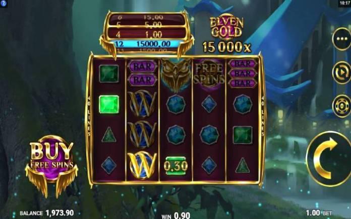 Džoker-online casino bonus-elven gold