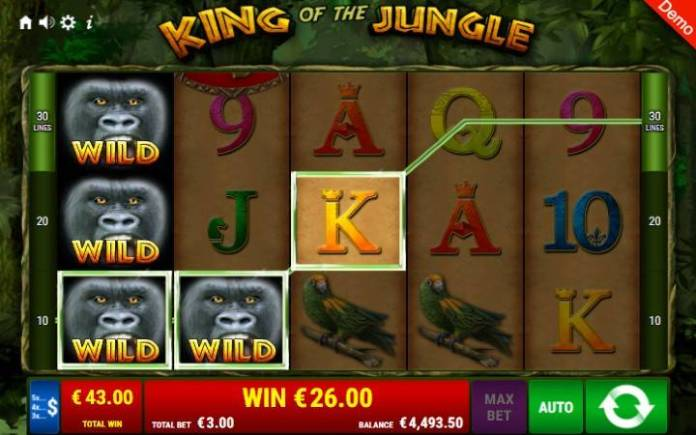 Besplatni spinovi-online casino bonus-king of the jungle
