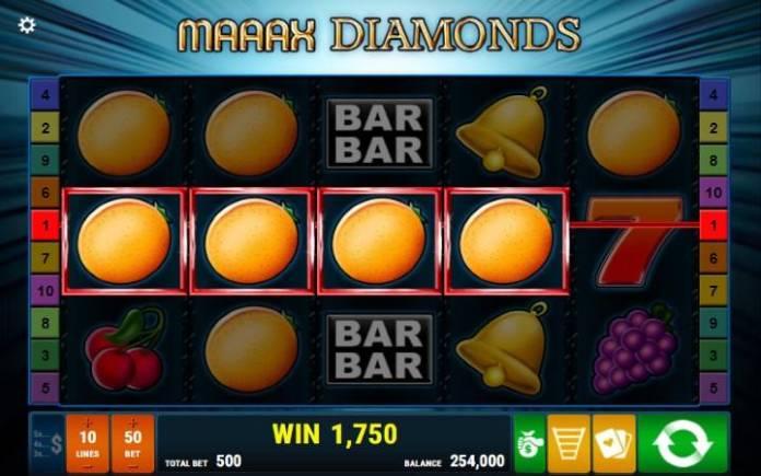 dobitna kombinacija-maaax diamonds-online casino bonus