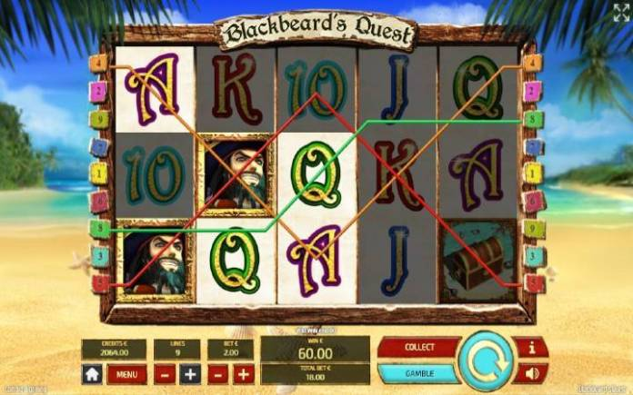 Džoker-online casino bonus-blackbeards quest