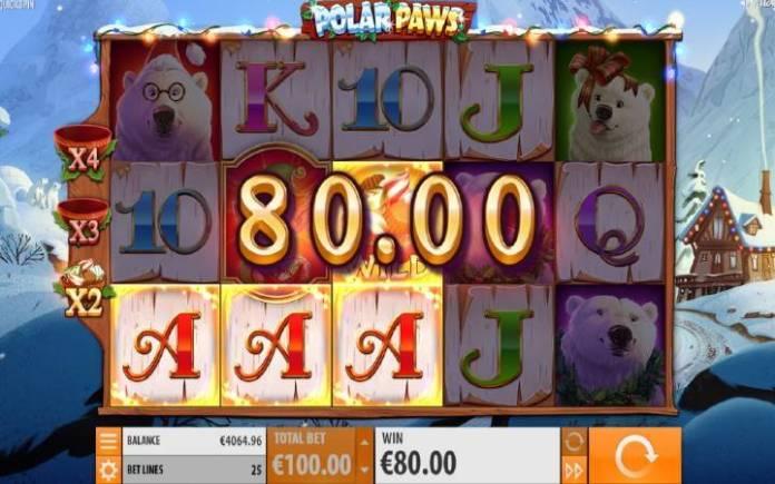 džoker-online casino bonus-polar paws-quickspin
