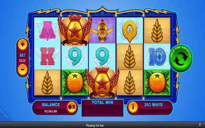 Turn it on-online casino bonus-osnovna igra