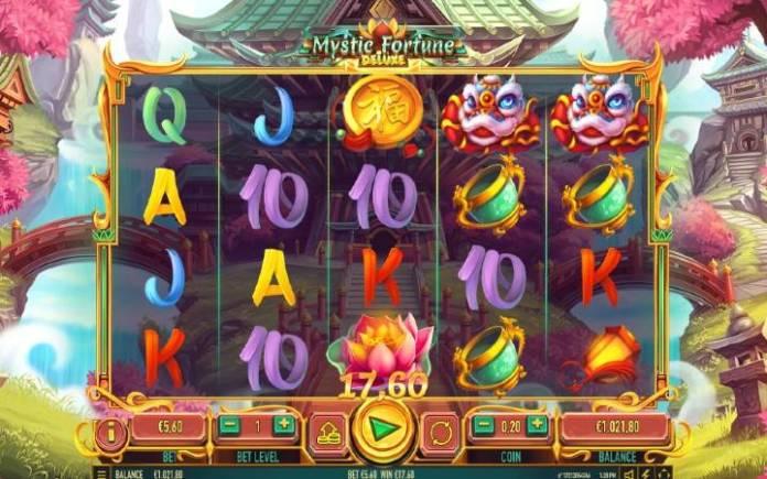 bonus-online casino bonus-mystic fortune deluxe