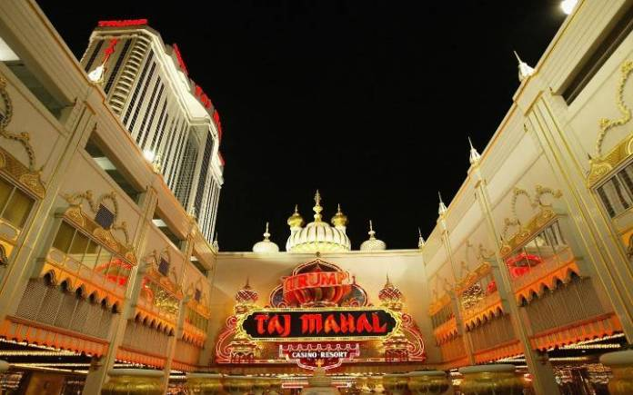 Trump taj mahal-donald tramp-online casino bonus