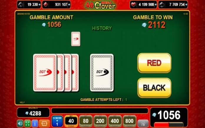 bonus kockanja-online casino bonus-40 mega clover