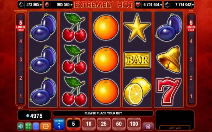 Extremely Hot-online casino bonus-egt