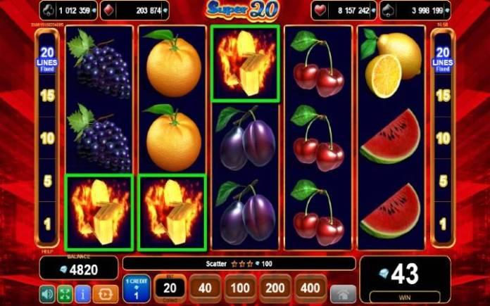 scatter-online casino bonus-super 20-egt