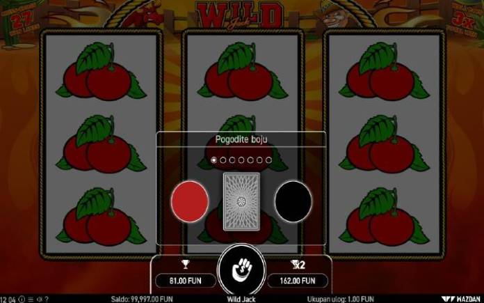 Wild Jack-bonus kockanja-online casino bonus-wazdan