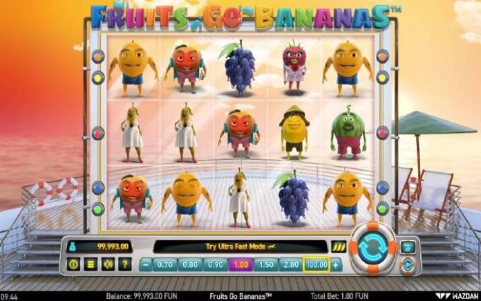 Fruits Go Bananas-online casino bonus-wazdan
