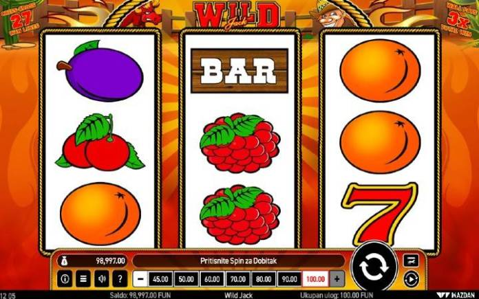 Wild Jack-online casino bonus-wazdan