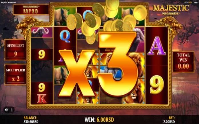 Besplatni spinovi-majestic megaways-online casino bonus-iSoftBet