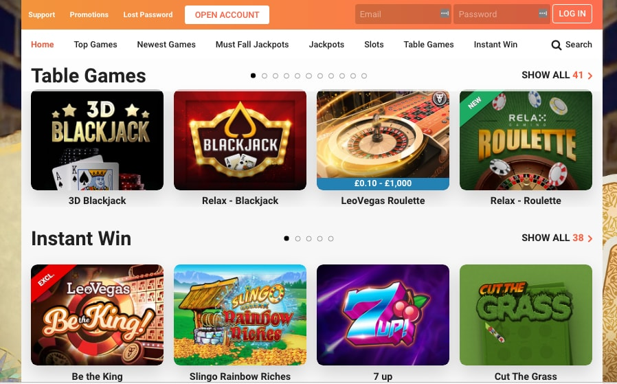 Realistic Games Casino Software Review