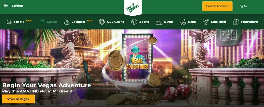Mr Green Casino Free Play