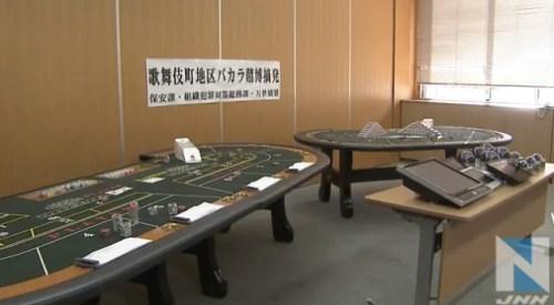 カジノ店でバカラ賭博をさせた容疑、経営者ら逮捕_TBS系(JNN)__-_Yahoo_ニュース 2