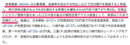 Yahoo_ニュース_-_【日経平均】7年4ヵ月ぶりの17600円台にも乗せ130円高_(エコノミックニュース)