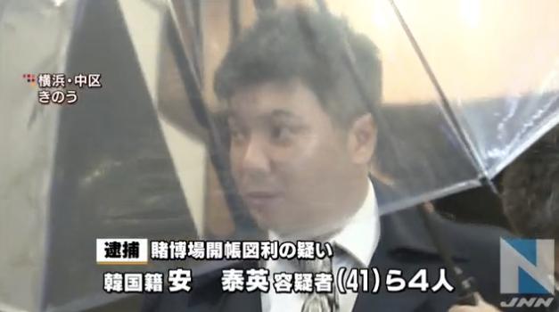 横浜のカジノ店でバカラ賭博させた疑い、4人逮捕_TBS系(JNN)__-_Yahoo_ニュース