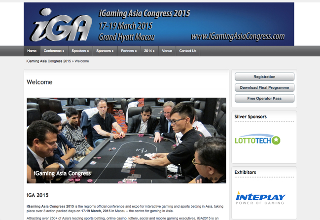 Welcome___iGaming_Asia_Congress_2015