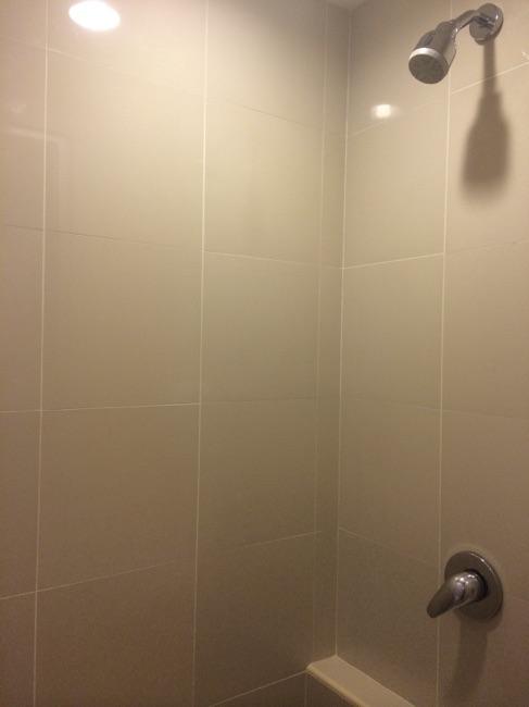ファーストワールドホテル室内写真シャワー