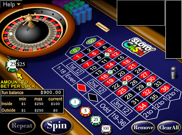 Play American Roulette by RTG | FREE Roulette Games