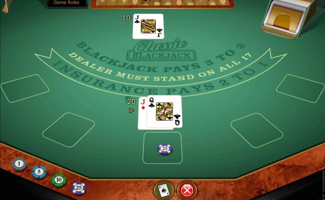 Blackjack Game Online Blackjack