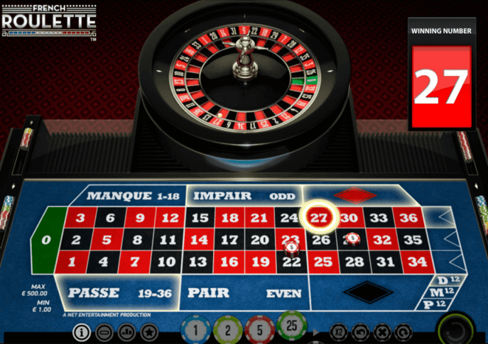 Play French Roulette by NetEnt | FREE Roulette Games