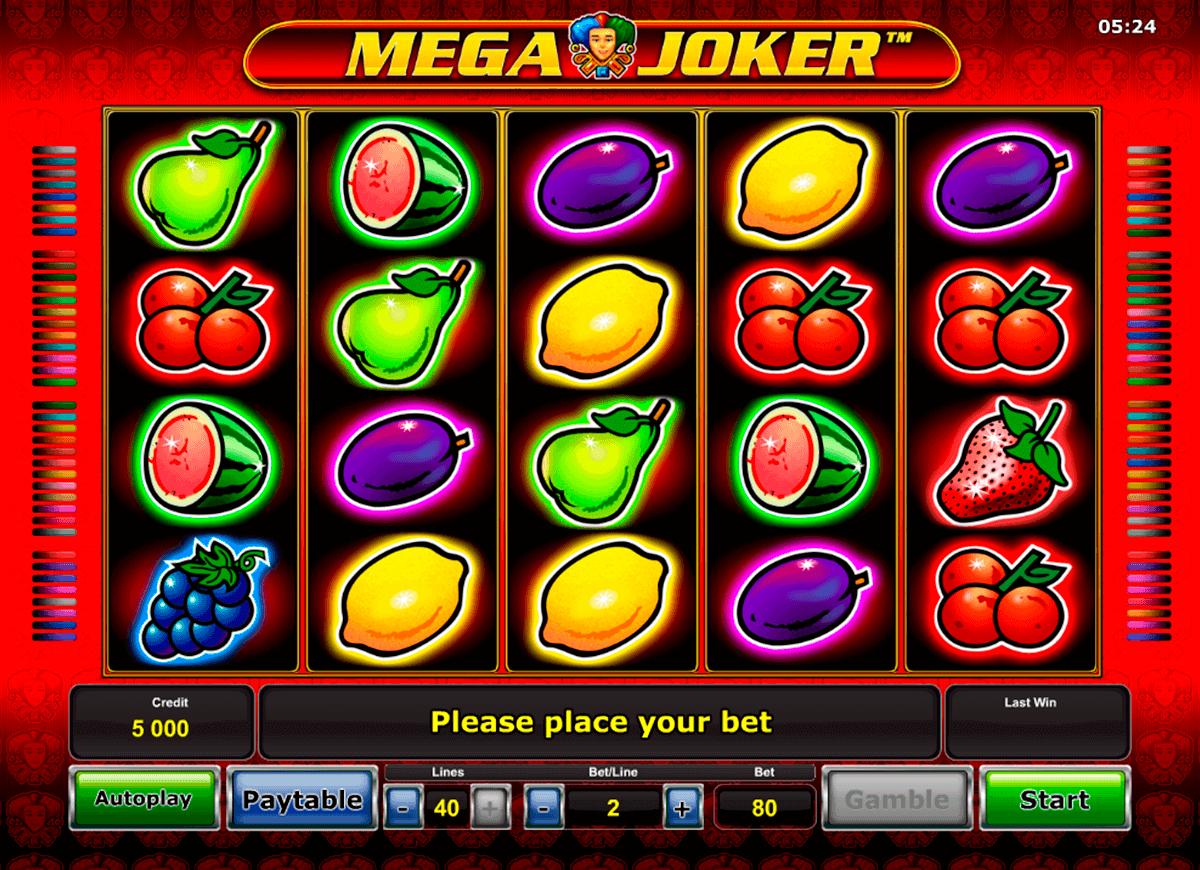 Mega Joker Spielautomat • Kostenlos Spielen Online Von