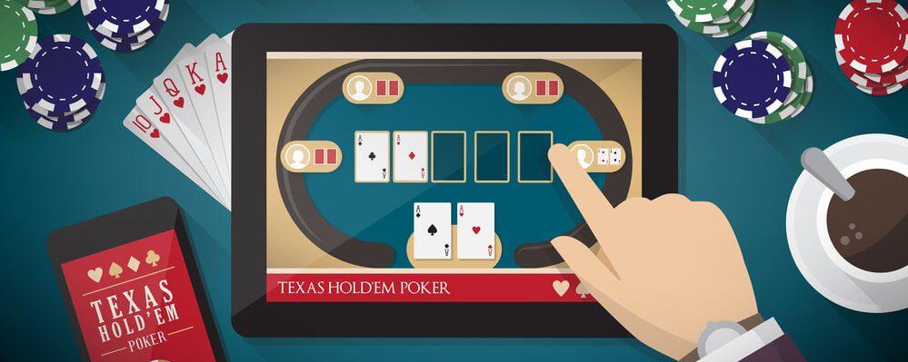 Poker in een Mobiel Casino
