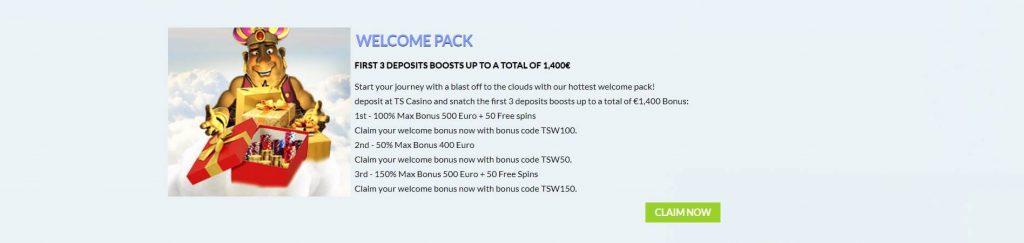 Ts Casino Site Bonus