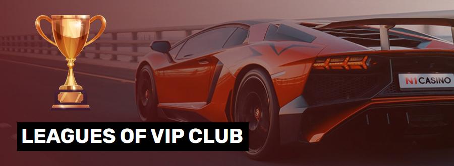 N1 Casino VIP programma