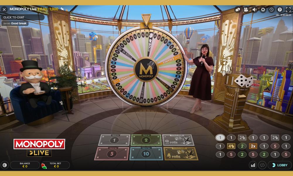 Monopoly Live is een klassiek bordspel in een nieuw jasje waar je ook nog eens veel geld mee kan verdienen