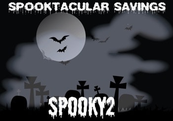 "Redeem Code ""Spooky2"""
