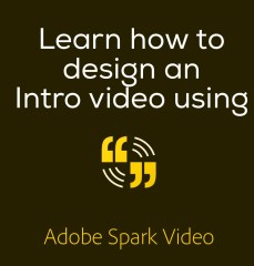 Learn to design Stunning Videos using free software