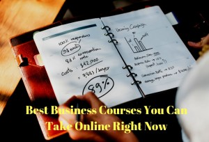 Best Business Courses You Can Take Online Right Now