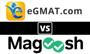 E-GMAT vs Magoosh: Which One Will Best Prepare You for the GMAT?