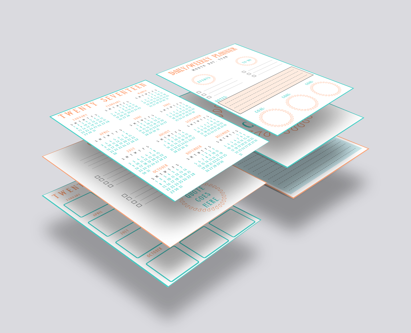 Canva Worksheet Template Pack