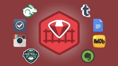 8 Beautiful Ruby on Rails Apps in 30 Days & TDD