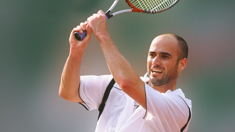 Andre Agassi Udemy Course on Tennis
