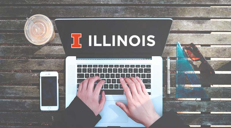 7 online courses from university of Illinois