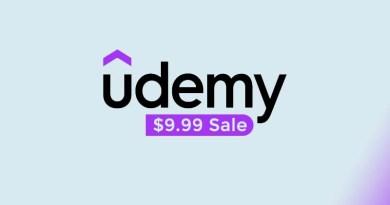 udemy $9.99 sale coupon code 2021