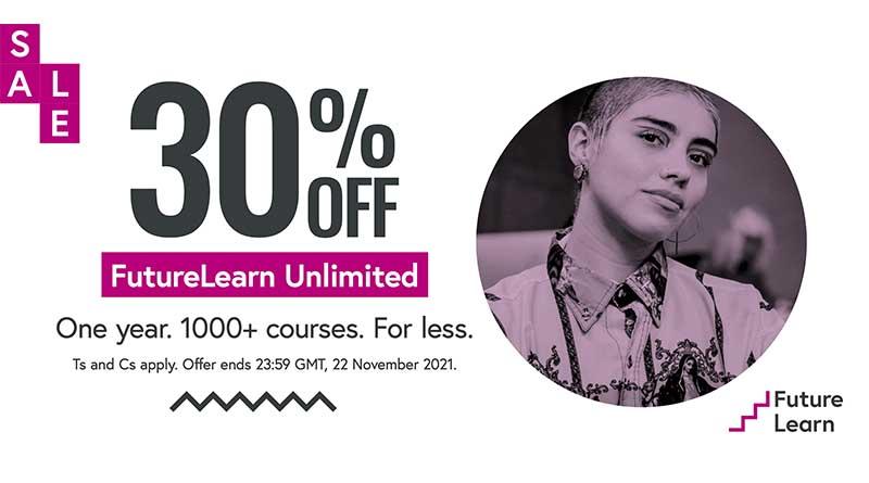 futurelearn unlimited sale