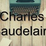 05 Livros de Charles Baudelaire em PDF para Baixar