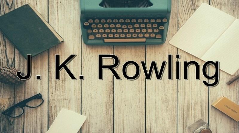 Livros de J. K. Rowling