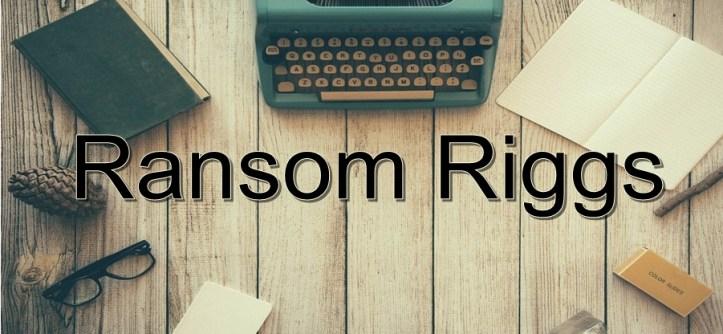 Livros de Ransom Riggs