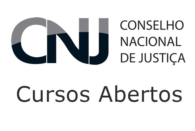 CNJ Cursos Abertos